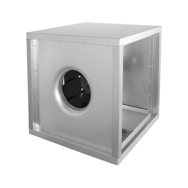 Afzuigbox met frequentiegestuurde draaistroommotor (MPC D)