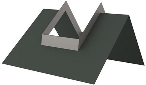Itho Daalderop schoorsteen loodslab 15 ponds voor nok dak (15 - 60 graden)