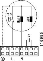 Ruck geïsoleerde boxventilator 400m³/h -Ø  160 mm (ISOR 160 E2 20)-3