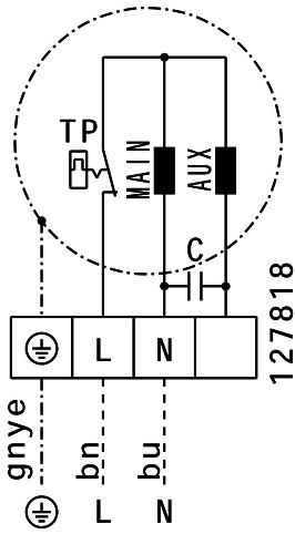 Ruck Etaline kanaalventilator 3510m³/h - 600x350 (ELKI 6035 E2 12)-3
