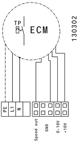 Ruck ETAMASTER buisventilator met EC motor 1300m³/h -Ø  200 mm (EM 200 EC 01)-3