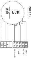 Ruck geïsoleerde boxventilator met EC-motor 590m³/h -Ø 160 mm (ISOR 160 EC 20)-3