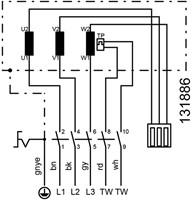Ruck metalen dakventilator met apparaatschakelaar 9240m³/h (DHA 500 D4P 30)-3