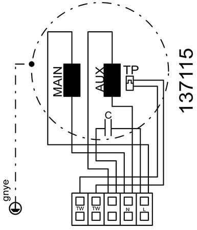 Ruck boxventilator 8800m³/h (MPC 500 E4 21)-3