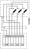 Ruck boxventilator met draaistroommotor buiten de luchtstroom 7125 m³/h (MPC 450 D4 T30)-3