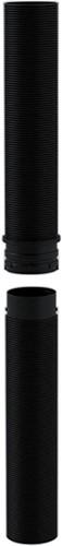 PPeasy kunststof rookgasafvoer slang Ø100 T120 (rol 15m) (PPRF1X)