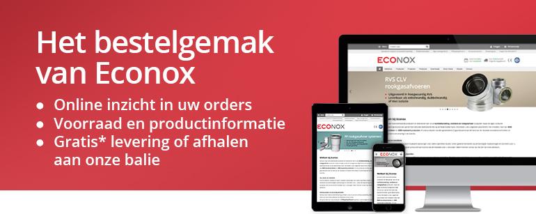 Hogeschool Antwerpen referentie project Econox