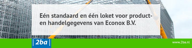 2Ba Product- en handelsgegevens van Econox