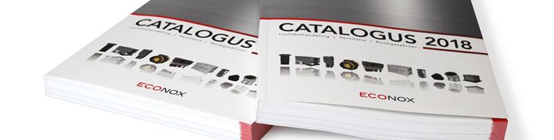 Nu beschikbaar: Catalogus 2018