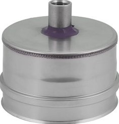 DW diameter  100 (100/150) condensdop (I316L/I304)