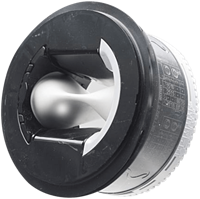 Constante Volumeregelaar Ø 125 mm - 100-190m³/h