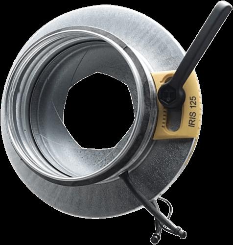 Irisdemper Ø 630 mm - DRIS630