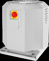 Dakventilator verticaal, voor keukenafzuiging tot 120°C (DVN)