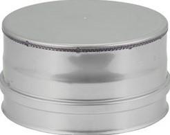 DW diameter  150 mm (150/200) deksel I316L/I304 (D0,5/0,6)