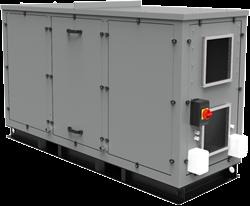 Luchtbehandelingskast CLIMA 2000 ECO PLUS ( incl. Regin controller met display) 2000 m3/h