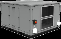 Luchtbehandelingskast CLIMA 4000 ECO PLUS (incl. Regin controller met display) 4000 m3/h