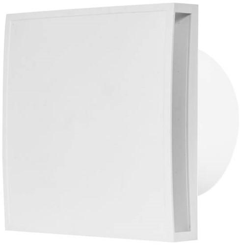 Badkamer ventilator diameter 100 mm WIT - design EET100