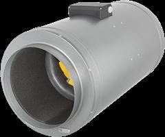 Ruck geïsoleerde Etamaster buisventilator - M (EMIX M)