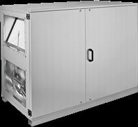Ruck ETA luchtbehandelingskast met tegenstroom en elektrisch warmteregister - links - 2950m³/h (ETA K 2400 H EOJL)