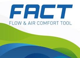 Selectie- en calculatiesoftware ventilatieroosters