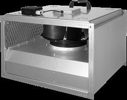 Ruck geïsoleerde kanaalventilator (KVRI)