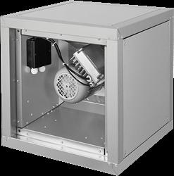 Ruck boxventilator met EC motor buiten de luchtstroom 2370m³/h (MPC 225 EC T30)