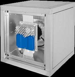 Afzuigbox met EC-motor buiten de luchtstroom (MPC EC T)