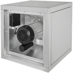 Afzuigbox met motor buiten de luchtstroom (MPC T)