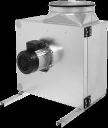 Afzuigbox met spanningsregeling (MPS E)