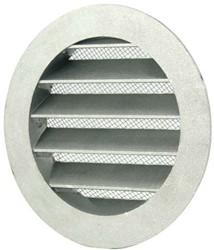 Buitenlucht muurroosters aluminium