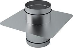 Plakplaat tbv Stream-Vent ventilatiekap diameter  160 mm