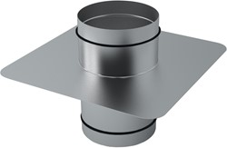 Plakplaat tbv Stream-Vent ventilatiekap diameter  450 mm