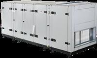 Eneko EPOVENT 125 luchtbehandelingskast met kruisstroom warmtewisselaar - 15300m³/h
