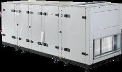 Luchtbehandelingskast CLIMA ROVENT 055 warmtewiel (4000 m³/h @250Pa)