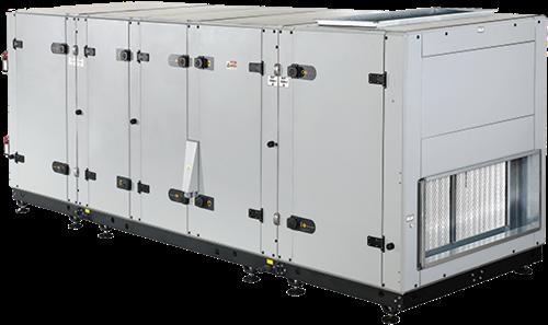 Eneko EROVENT 090 luchtbehandelingskast met warmtewiel warmtewisselaar - 8500m³/h