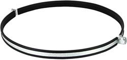 Metalen beugel Ø600mm met rubber (2 punts) (sendz. verz.)