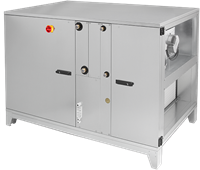 Ruck ROTO luchtbehandelingsksat met warmtewiel - DV koeler 13890m³/h (ROTO K 12600 H WDJR)