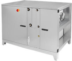Ruck ROTO luchtbehandelingskast met warmtewiel - links - 14270 m³/h (ROTO K 12600 H WOJL)