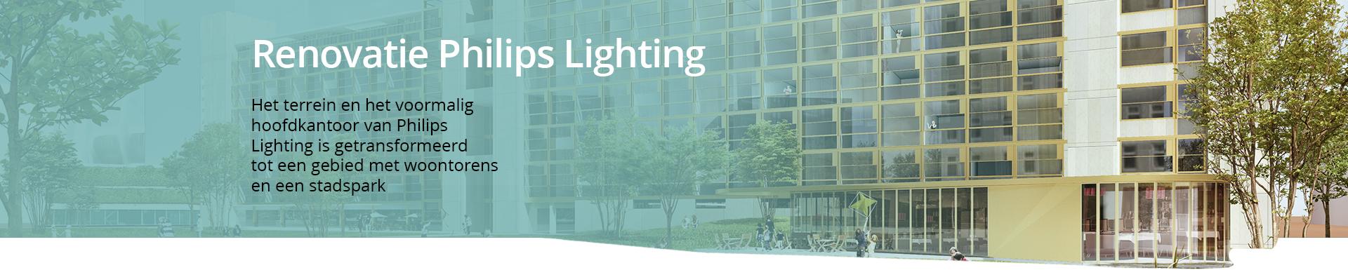Renovatie Philips Lighting referentie project Econox