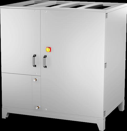 Ruck ROTO luchtbehandelingskast met warmtewiel - links - 1460 m³/h (ROTO K 1050V WOJL) (142270)