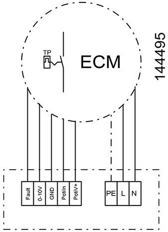 Schakelschema 143072 MPS EC