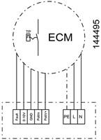 Schakelschema tekening MPC EC T 143078