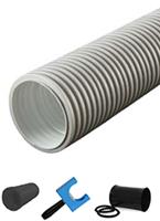 Uniflexplus 63 mm slangen en toebehoren