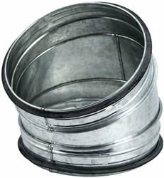 Spiro-SAFE bocht 450 mm 30 graden (sendz. verz.)