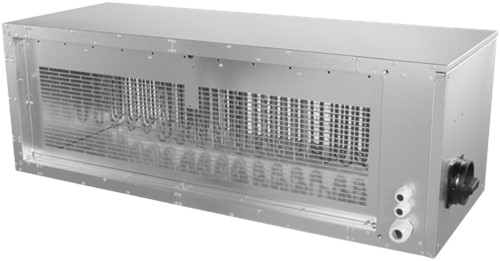 Elektrisch verwarmingselement 5025 L - 9KW en 14A