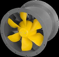 Axiaalventilator EC-motor