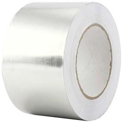 Aluminium tape 75mm (rol 50 m)