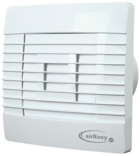 Badkamerventilator 100 mm Wit - pRestige 100 ZG