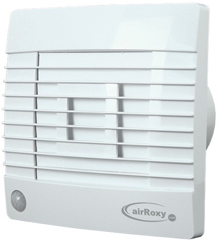 Badkamerventilator 100 mm Wit - pRestige 100 ZG MS