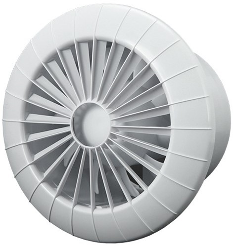 Badkamerventilator 120 mm Wit - aRid 120 BB